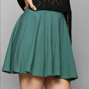 UO Pins and Needles Circle Skirt
